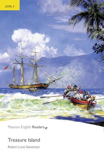 Stevenson Robert Louis: PER | Level 2: Treasure Island Bk/MP3 Pack