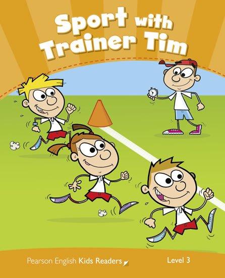 Iturain Maria Luisa: PEKR | Level 3: Sport with Trainer Tim CLIL