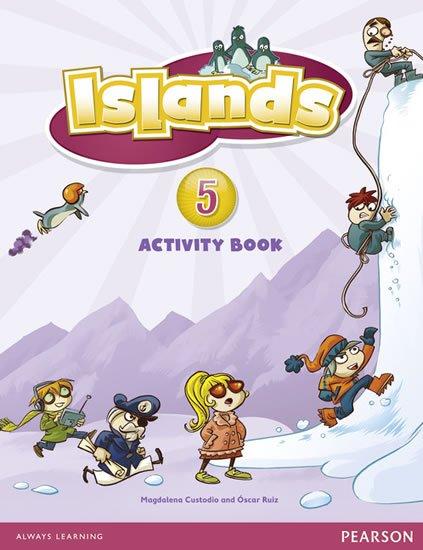 Custodio Magdalena: Islands 5 Activity Book plus PIN code