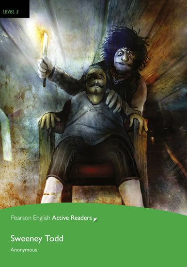 neuveden: PEAR   Level 3: Sweeney Todd Bk/Multi-ROM with MP3 Pack