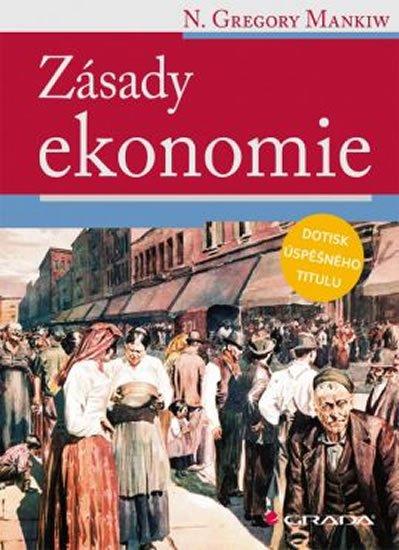 Mankiw N. Gregory: Zásady ekonomie