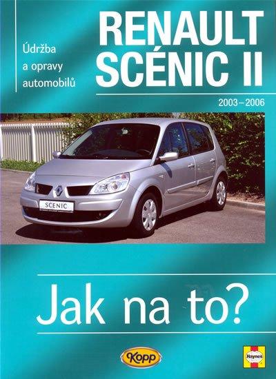 neuveden: Renault Scénic II - 2003 - 2009 - Jak na to? - 104.