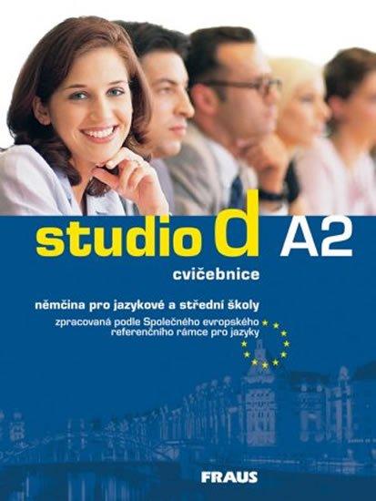kolektiv autorů: studio d A2 - cvičebnice