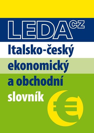 Radvanovský Antonín: Italsko-český ekonomický a obchodní slovník