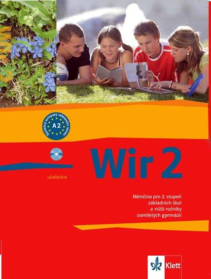 Motta Giorgio: Wir 2 - Učebnice