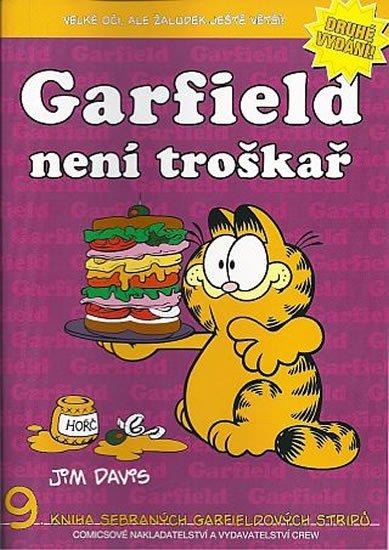Davis Jim: Garfield není troškař (č.9)