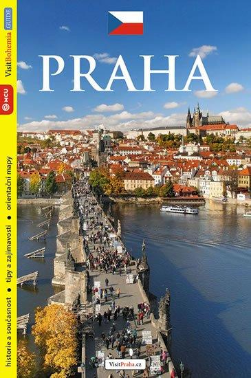 Kubík Viktor: Praha - průvodce/česky