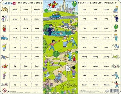 neuveden: Puzzle MAXI - Hodina angličtiny 11./64 dílků