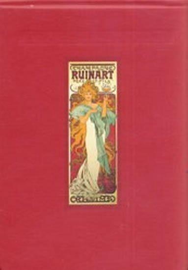 neuveden: Notes - Alfons Mucha/Champagne linkovaný, 9 x 13 cm
