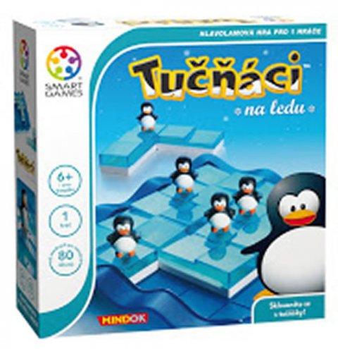 Peeters Raf: Tučňáci na ledu: SMART hra