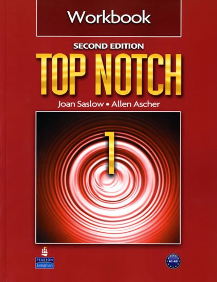 Saslow Joan M.: Top Notch 1 Workbook