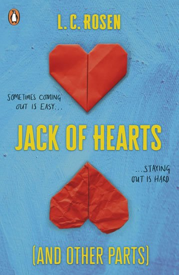 Rosen L. C.: Jack of Hearts (And Other Parts)