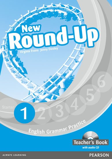 Dooley Jenny: Round Up 1 Teacher´s Book w/ Audio CD Pack