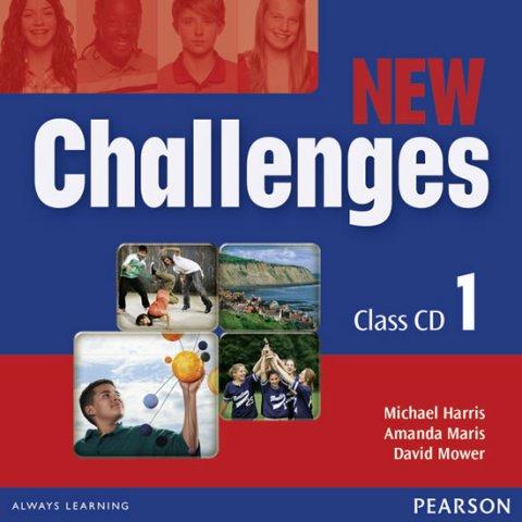 Maris Amanda: New Challenges 1 Class CDs