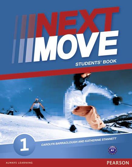 Barraclough Carolyn: Next Move 1 Students´ Book