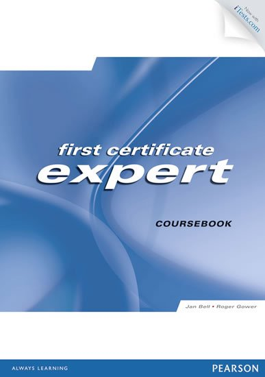 Bell Jan: Expert First Certificate 2012 Students´ Book w/ Access Code/CD-ROM Pack