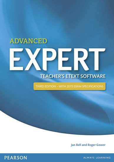 Alexander Karen: Expert Advanced 3rd Edition eText Teacher´s CD-ROM