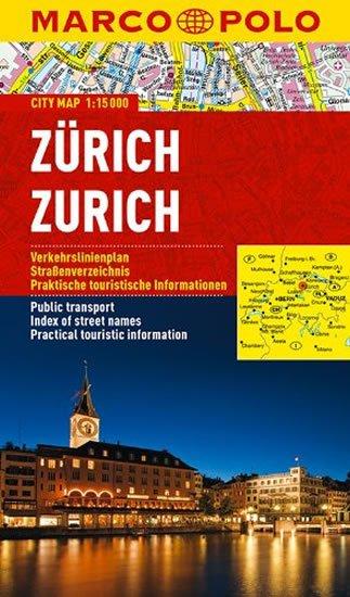 neuveden: Zürich - lamino MD 1:15T