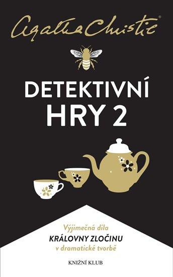 Christie Agatha: Detektivní hry 2 (Černá káva, A pak už tam nezbyl ani jeden, Poslední víken