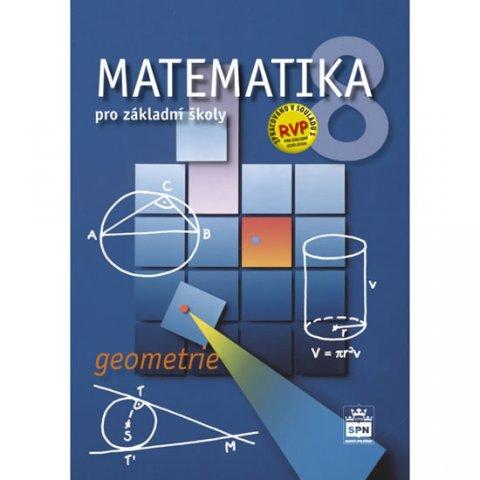 Půlpán Zdeněk: Matematika 8 pro základní školy - Geometrie