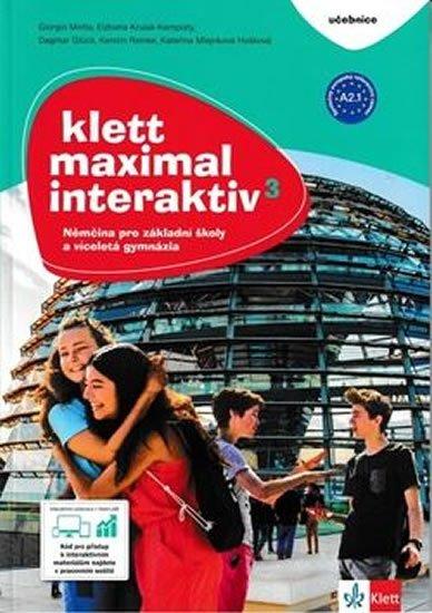 neuveden: Klett Maximal interaktiv 3 (A2.1) – učebnice