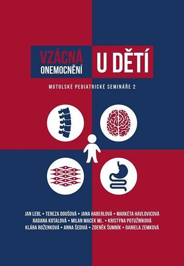kolektiv autorů: Vzácná onemocnění u dětí