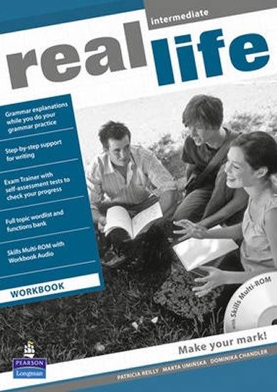 Foody Liz: Real Life Intermediate Workbook CZ Edition