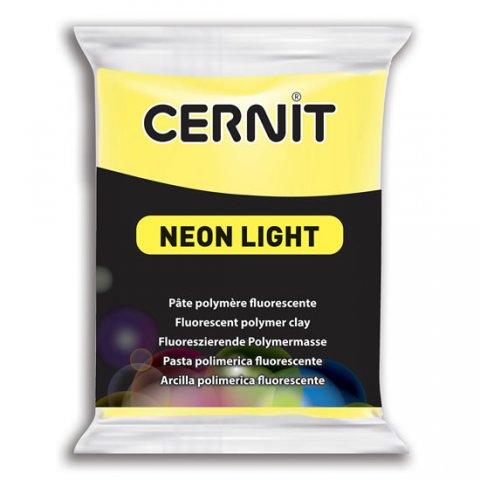 neuveden: CERNIT NEON 56g - žlutá