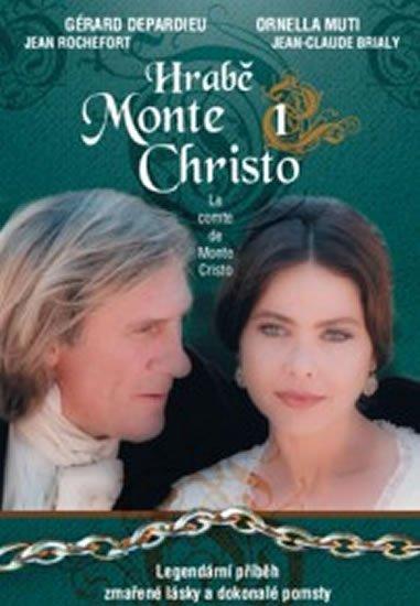 Dumas Alexandre: Hrabě Monte Christo 1. - DVD
