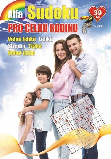 neuveden: Sudoku pro celou rodinu 1/2018