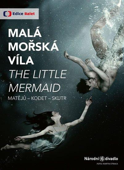neuveden: Malá mořská víla - DVD