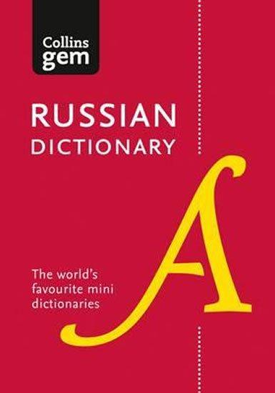 kolektiv autorů: Collins Gem: Russian Dictionary