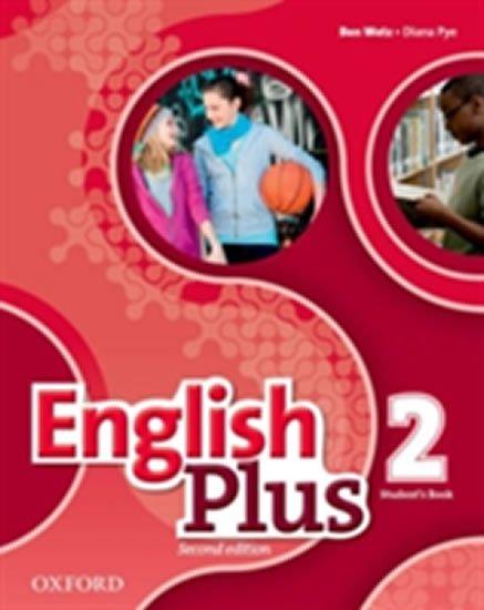 Wetz Ben: English Plus 2 Student´s Book (2nd)