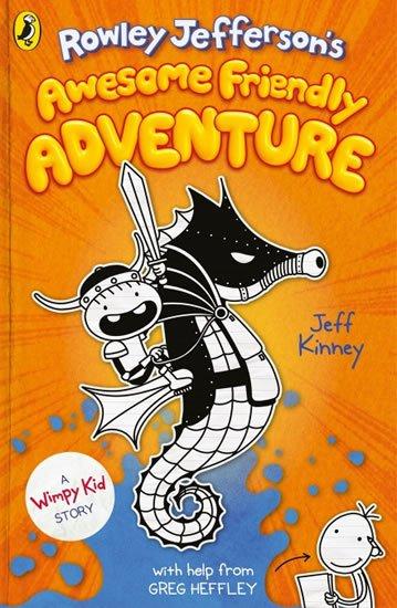 Kinney Jeff: Rowley Jefferson´s Awesome Friendly Adventure