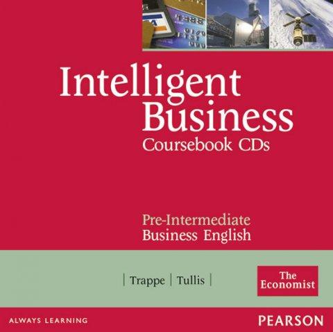 Johnson Christine: Intelligent Business Pre-Intermediate Course Book Audio CD 1-2