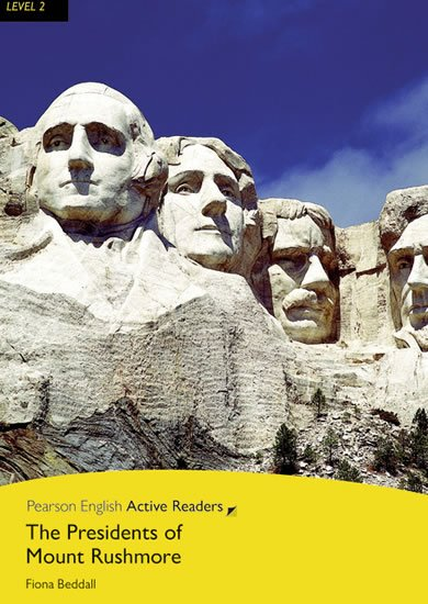 Beddall Fiona: PER | Level 2: The Presidents of Mount Rushmore Bk/Multi-ROM with MP3 Pack