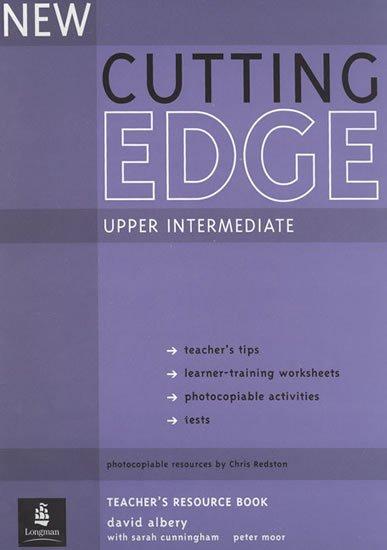 Albery David: New Cutting Edge Upper Intermediate Teacher´s Book w/ Test Master CD-ROM Pa