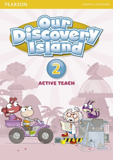 neuveden: Our Discovery Island 2 Active Teach