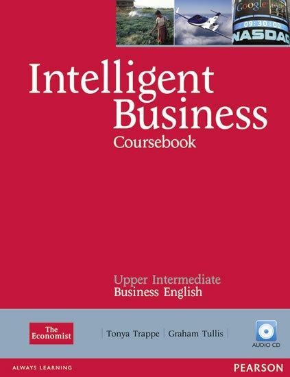 Trappe Tonya: Intelligent Business Upper Intermediate Coursebook w/ CD Pack