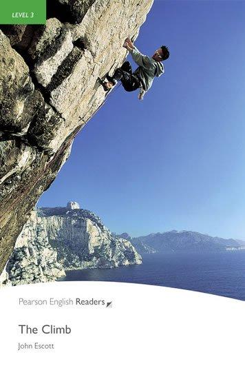 Escott John: PER   Level 3: The Climb Bk/MP3 Pack