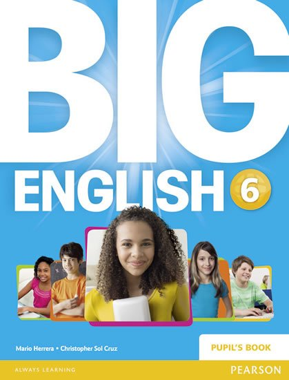 Herrera Mario: Big English 6 Pupil´s Book