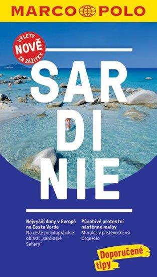 neuveden: Sardinie / MP průvodce nová edice