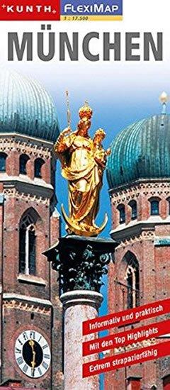 neuveden: München/Fleximap 1:17,5T KUN