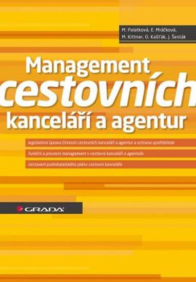 Palatková Monika: Management cestovních kanceláří a agentur