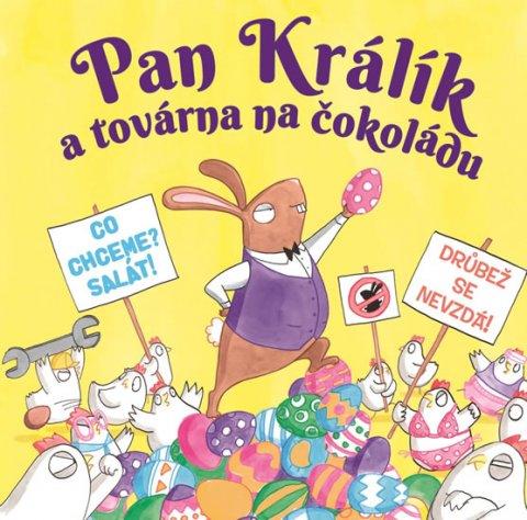 neuveden: Pan Králík a továrna na čokoládu