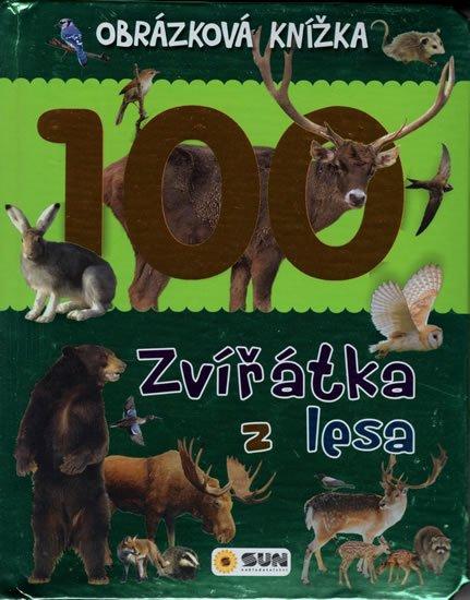 neuveden: Zvířátka z lesa - Obrázková knížka