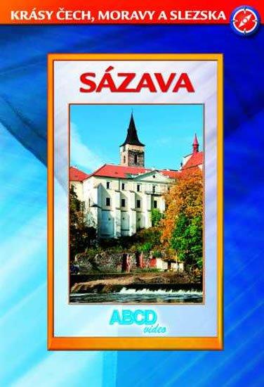 neuveden: Sázava DVD - Krásy ČR