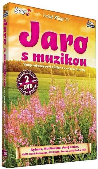 neuveden: Jaro s muzikou 2013 - 2 DVD