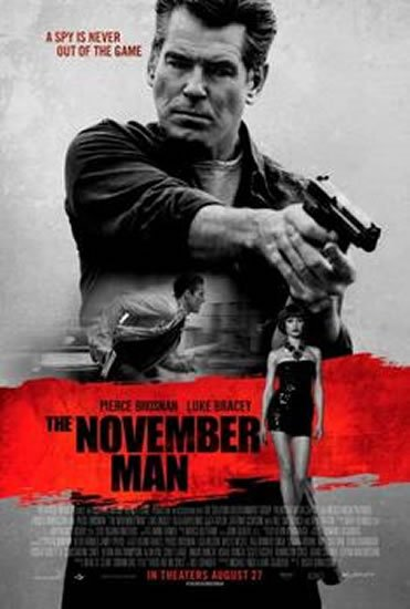 neuveden: November Man DVD