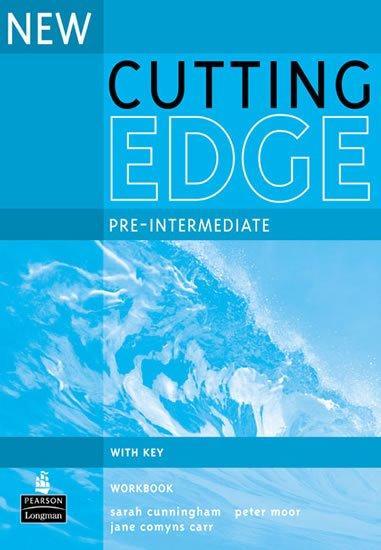 Cunningham Sarah: New Cutting Edge Pre-Intermediate Workbook w/ key